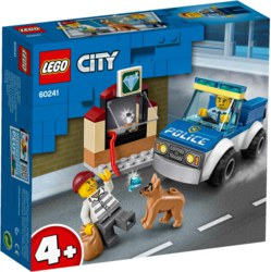 150-60241 Polizeihundestaffel LEGO® City