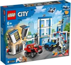 150-60246 Polizeistation LEGO® City Poli