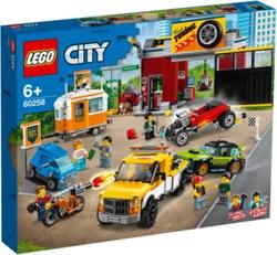 150-60258 Tuning-Werkstatt LEGO® City