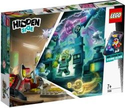 150-70418 J.B.´s Geisterlabor LEGO® Hidd