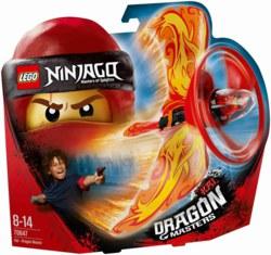 150-70647 Drachenmeister Kai LEGO Ninjag