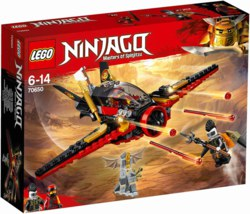 150-70650 Flügel-Speeder LEGO Ninjago TV