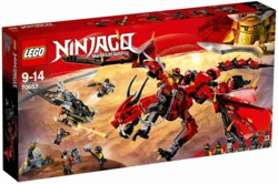 150-70653 Mutter der Drachen LEGO Ninjag