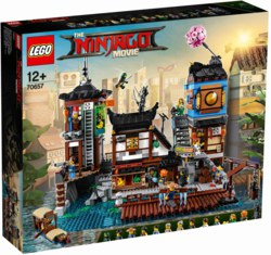 150-70657 NINJAGO® City Hafen LEGO Ninja