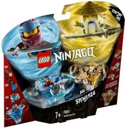 150-70663 Spinjitzu Nya & Wu LEGO® NINJA