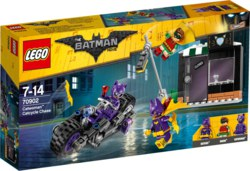 150-70902 Catwoman™: Catcycle-Verfolgung