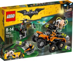 150-70914 Der Gifttruck von Bane™  Trage