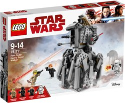150-75177 First Order Heavy Scout Walker
