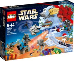 150-75184 LEGO® Star Wars™ Adventskalend