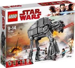 150-75189 Lego Star Wars First Order Hea