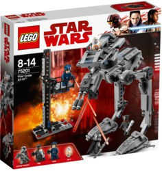 150-75201 First Order AT-ST LEGO Star Wa