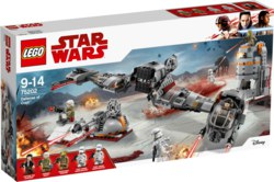 150-75202 Defense of Crait Lego Star War