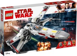 150-75218 Star Wars Episoden I-VI - X-wi