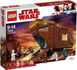 150-75220 Sandcrawler™ LEGO Star Wars IV