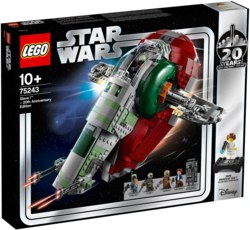 150-75243 Slave I™ – 20 Jahre LEGO Star
