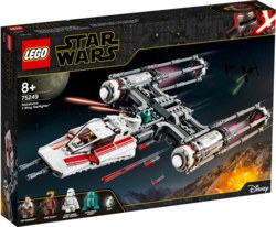 150-75249 Widerstands Y-Wing Starfighter
