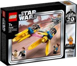 150-75258 Anakin's Podracer™ – 20 Jahre