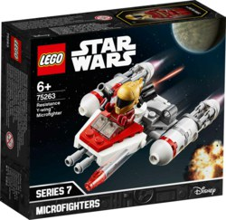 150-75263 Widerstands Y-Wing™ Microfight
