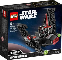 150-75264 Kylo Rens Shuttle™ Microfighte