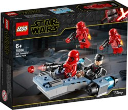150-75266 Sith Troopers™ Battle Pack LEG
