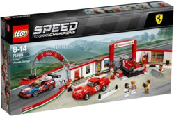 150-75889 Speed Champion Ferrari Ultimat