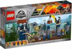 150-75931 Angriff des Dilophosaurus LEGO