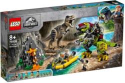 150-75938 T-Rex vs. Dino-Mech LEGO® Jura