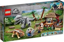 150-75941 Indominus Rex vs. Ankylosaurus