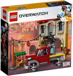 150-75972 Dorado-Showdown LEGO® Overwatc
