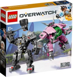 150-75973 D.Va & Reinhardt  LEGO® Overwa