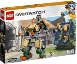 150-75974 Bastion LEGO® Overwatch