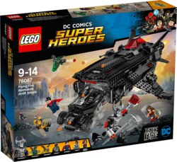 150-76087 Flying Fox: Batmobil-Attacke a
