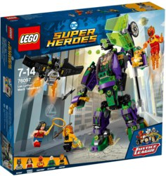 150-76097 Lex Luthor™ Mech LEGO DC Comic