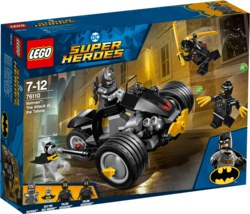 150-76110 Batman™: Attacke der Talons LE