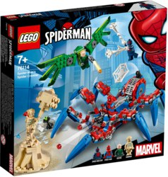 150-76114 SpiderMans Spinnenk