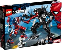 150-76115 Spider Mech vs. Venom LEGO® Ma