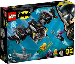 150-76116 Batman™ im Bat-U-Boot LEGO® DC