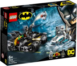 150-76118 Batcycle-Duell mit Mr. Freeze™