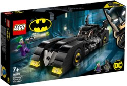 150-76119 Batmobile™: Verfolgungsjagd mi