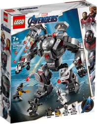 150-76124 War Machine Buster LEGO® Marve