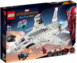 150-76130 Starks Jet und der Drohnenangr