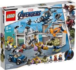 150-76131 Avengers-Hauptquartier LEGO® M