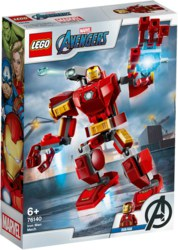 150-76140 LEGO® Marvel Avengers Iron Man