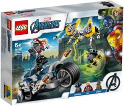150-76142 Avengers Speeder-Bike Attacke
