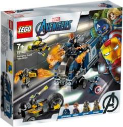 150-76143 Avengers Truck-Festnahme LEGO®