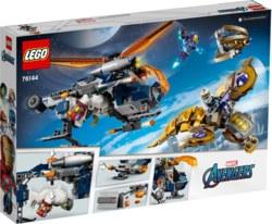 150-76144 Avengers Hulk Helikopter Rettu