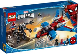 150-76150 Spiderjet vs. Venom Mech LEGO®