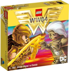 150-76157 Wonder Woman™ vs Cheetah™ LEGO