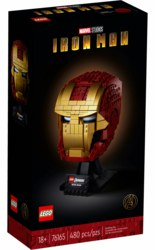 150-76165 Iron Mans Helm LEGO® Marvel Av