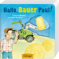 158-04527 Hallo, Bauer Paul! Oetinger Ve